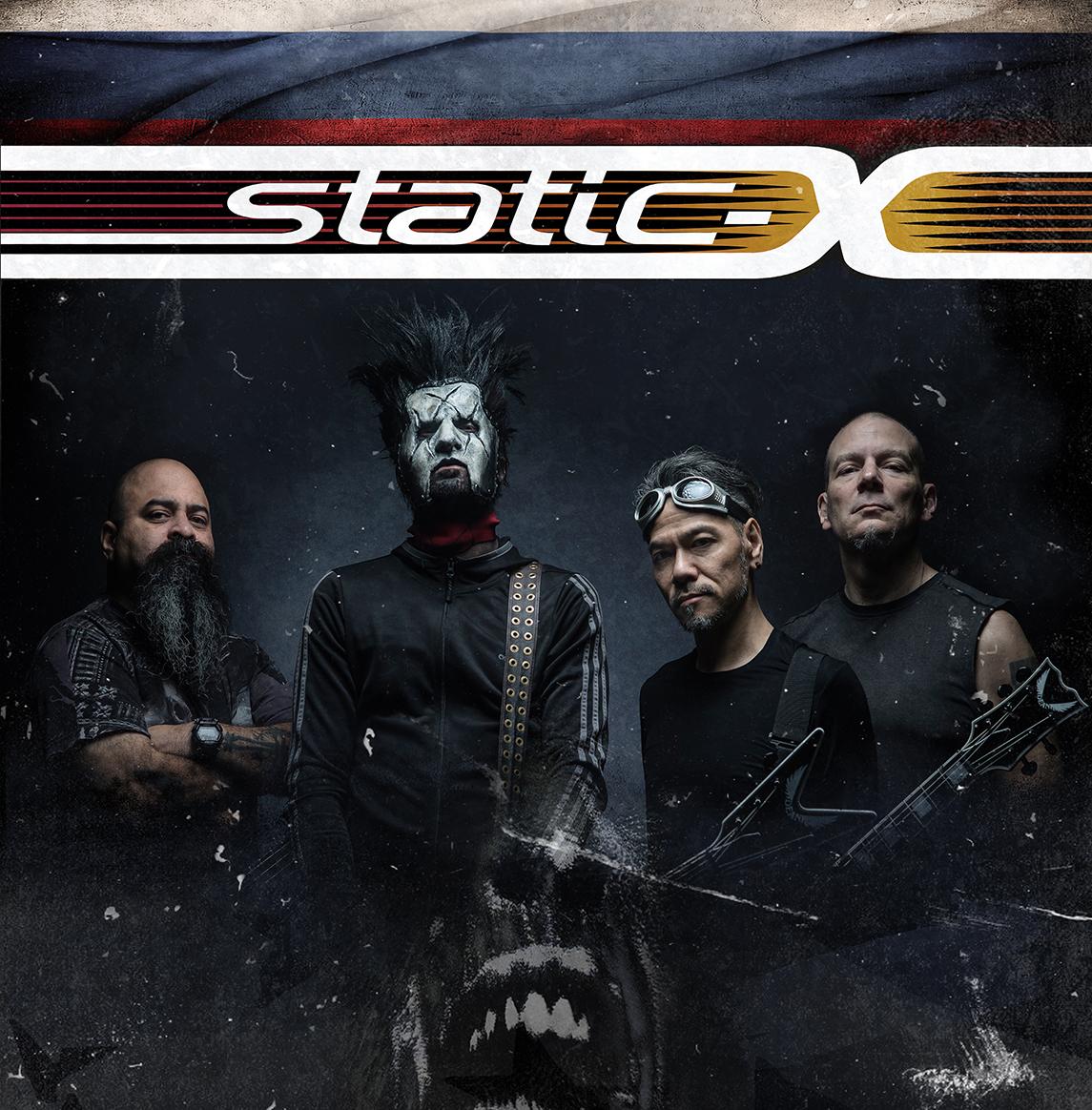 (Русский) Static-X & Dope